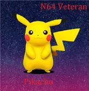 SSBC Roster Pikachu