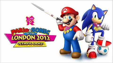 Seaside Hill (Mario and Sonic At London 2012 Olympic Games)