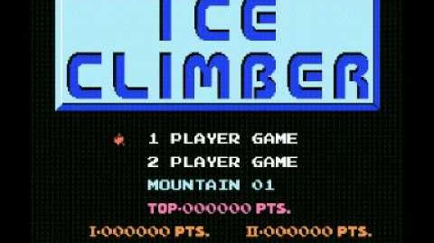 Stage Theme (Ice Climber)