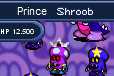 A Hard Prince Shroob Battle