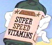 Super Speed Vitaminx
