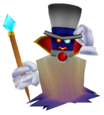 Count Bleck (3D)