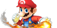 Super Smash Bros. Elements (Legendary Fire Frog)