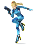 Zero Suit Samus (SSB Evolution)