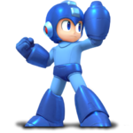 Megaman SSB5 Icon