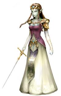Princess Zelda .
