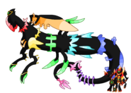 All Candy Nemesis Forms