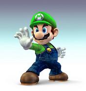 Mario luigi smash bros