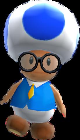 File:Toadbert (Super Star Toad).png