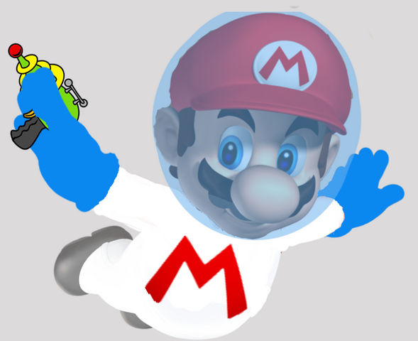 File:Astronaut Mario.png