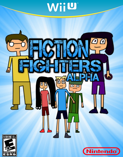 Fiction Fighters Alpha