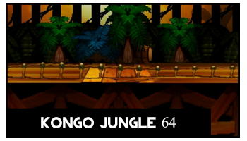 Kongo Jungle 64