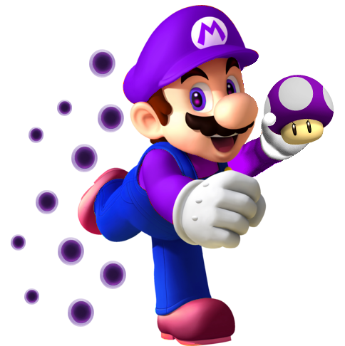 Image Poison Mario Png Fantendo Nintendo Fanon Wiki Fandom Powered By Wikia