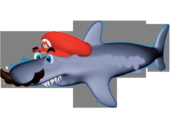 File:Shark Mario.png