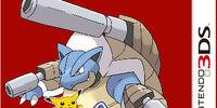 Pokemon Sunshine Red & Midnight Blue Versions