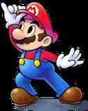 380px-Mario - MarioLuigi-PaperJam