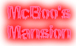 McBoo's Mansion Logo