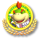 Bowser Jr Tennis Icon