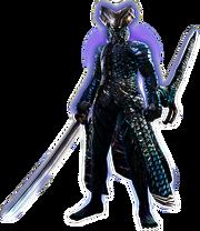 Demon mode (vergil)