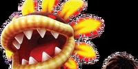 Fiery Dino Piranha