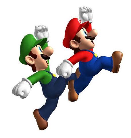 File:Mario luigi jump.jpg