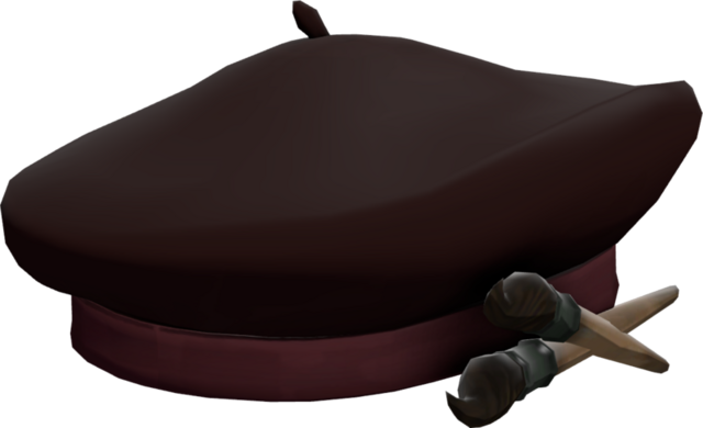 File:Frenchman's Beret.png