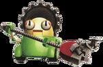 Gearmo Artwork - Super Mario Galaxy 2