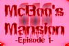 McBoo's Mansion 3 Logo