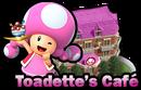 ToadetteCaféLogoMKS