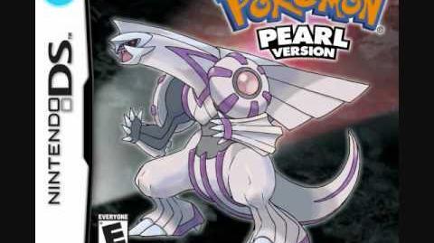 Pokémon Diamond & Pearl - Eterna City (Day)