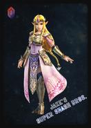 Zelda - JSSB amiibo card