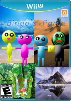 Bingo's Party Betaboxart