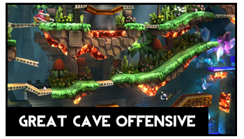 Great Cave OffensiveSSBV