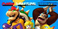Mario Wrestling Evolution