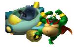 King K. Rool MK8U