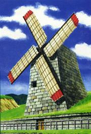 Windmill Artwork (Ocarina of Time) (1)
