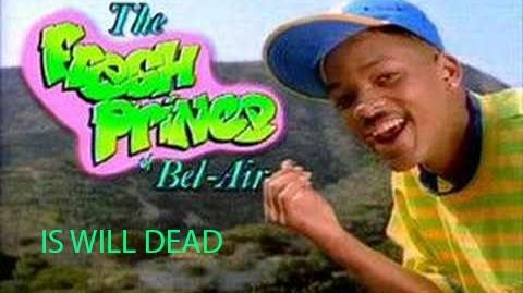 Cartoon Conspiracy - The Fresh Prince Of Bel-Air Will Is Actually Dead?