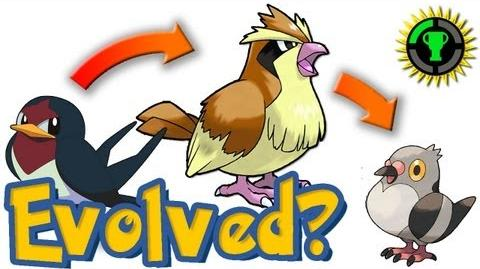 """Game Theory How Pidgey """"Proves"""" Darwinian Evolution"""