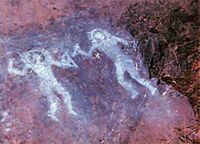 Antropomorfi chiamati 'Astronauti' - Zurla R 1 - Nadro