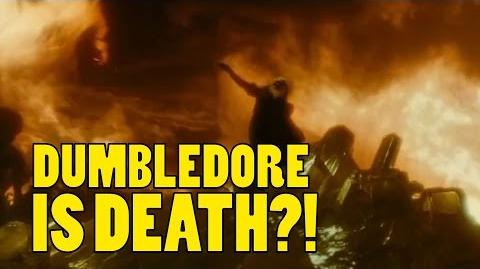 DUMBLEDORE IS DEATH?! Harry Potter Fan Theory - Video Essay