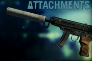 (FC3) Skorpion Attachment 1 Sound Suppressor