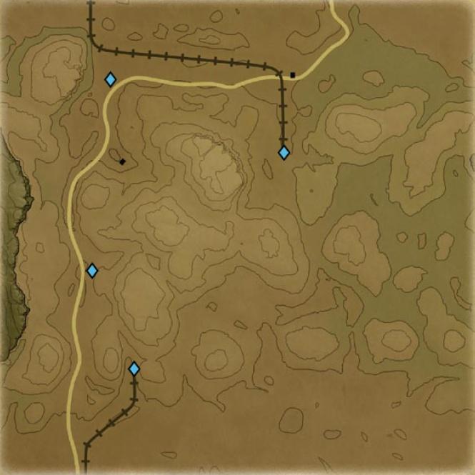 far cry 2 diamond map north