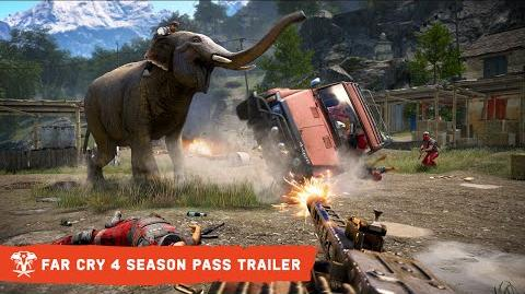 Far Cry 4 Season Pass Trailer