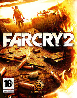 Far Cry 2 cover art