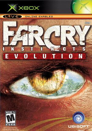 3 Far Cry Evolutuin