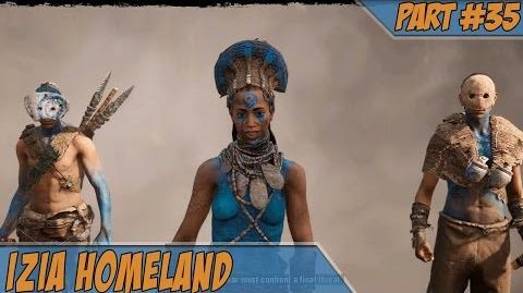 Far Cry Primal Izia Homeland 1080p 60HD Part 35