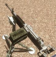 M249 turret