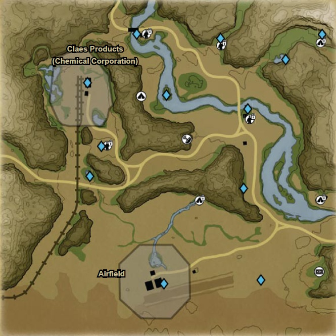 FC2 Detailed map S