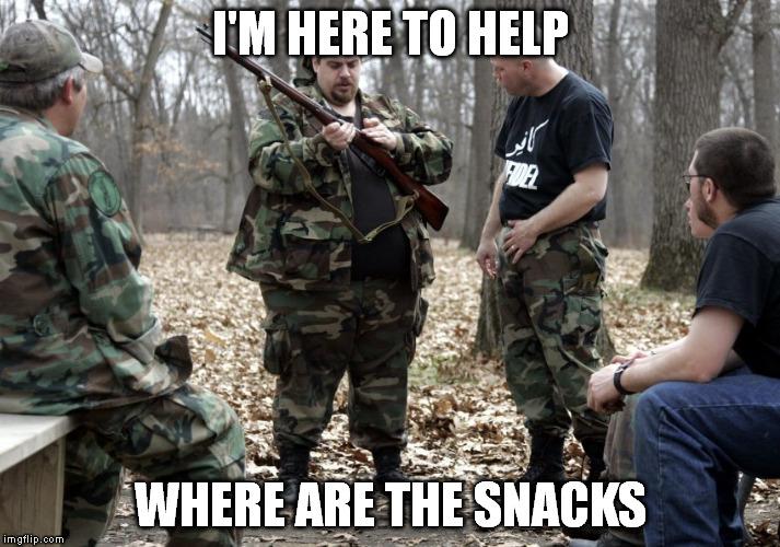 U.s Marine Memes Image - Militia meme i...