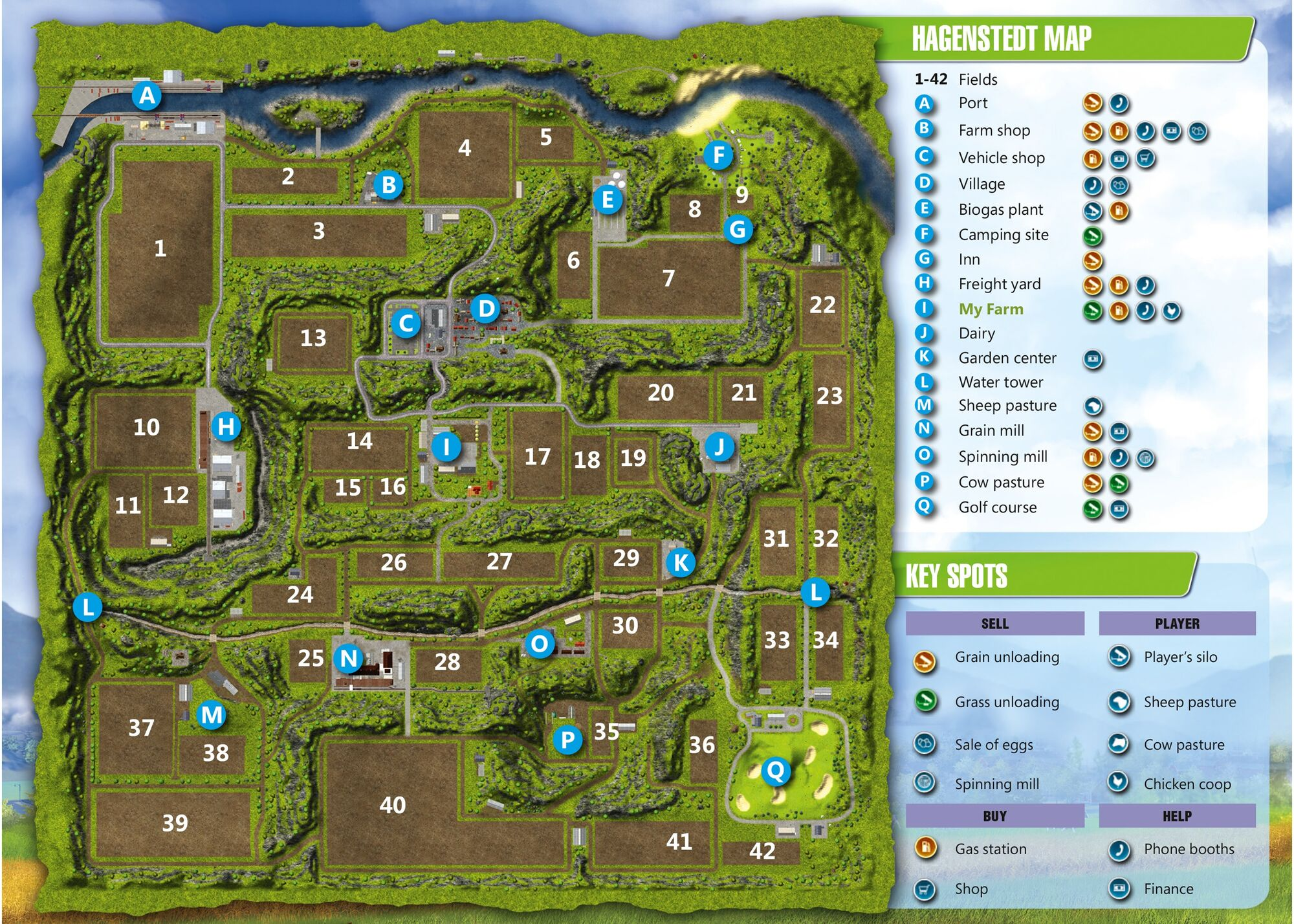Maps Farming Simulator 2013 Farming Simulator Wiki FANDOM
